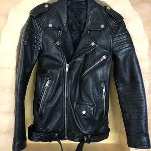 BLK DNM Leather Jacket no.8